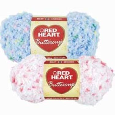 Red Heart Buttercup