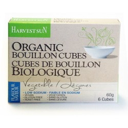 Organic Bouillon Cubes by Harvest Sun