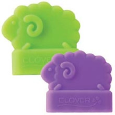 Clover Double Pointed Needle Protectors