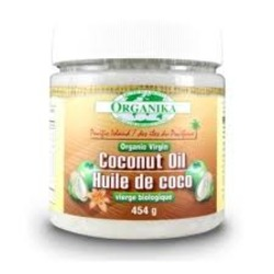 Organika Organic Virgin Coconut Oil