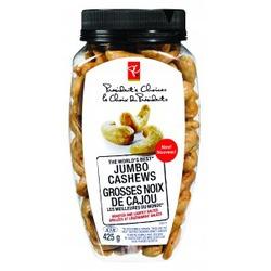 PC The World's Best Jumbo Cashews