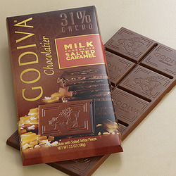 Godiva Salted Caramel Chocolate