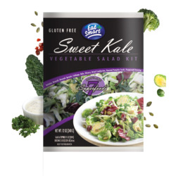 Sweet Kale Vegetable Salad Kit
