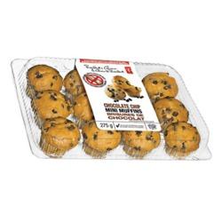 PC Chocolate Chip Mini Muffins