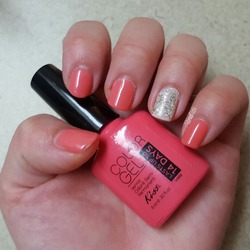 kiss Gel Color nail polish