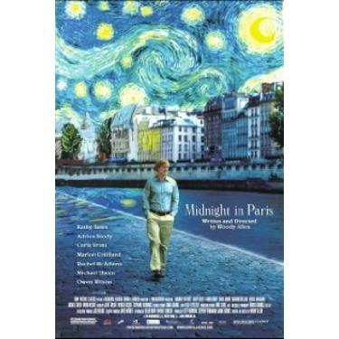 Midnight in Paris (2011)