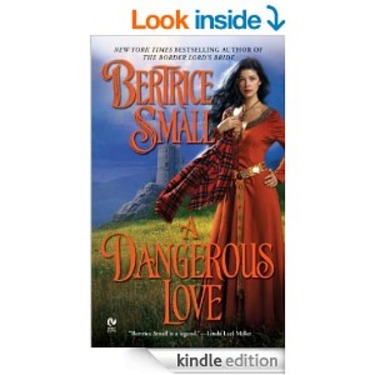 A Dangerous Love by Beatrice Small