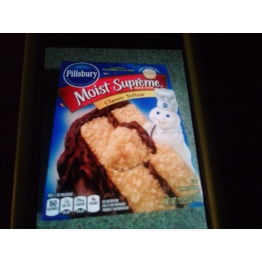 Pillsbury Moist Supreme Yellow Cake Mix