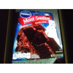 Pillsbury Moist Supreme Devil's Food Cake Mix
