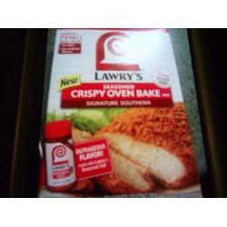 Lawry's Crispy Oven Bake