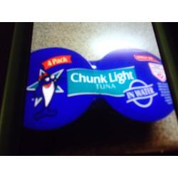 StarKist Chunk Light Tuna in Water