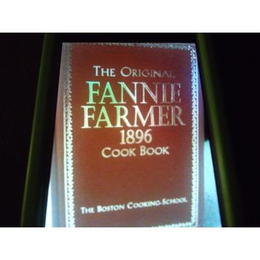 Fannie Farmer Cook Book