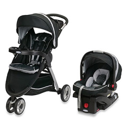 Graco Fast Action Click Connect Jogging Stroller