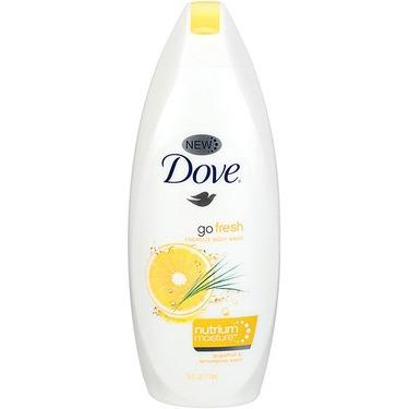 Dove Grapefruit & Lemongrass Energize Body Wash