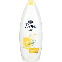 Dove Grapefruit & Lemongrass Energize Body Wash