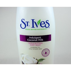 St. Ives Naturally Indulgent Coconut Milk & Orchid Extract