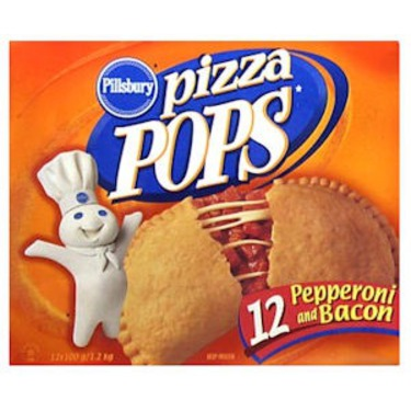 pillsbury pizza pops pepperoni and bacon reviews in grocery