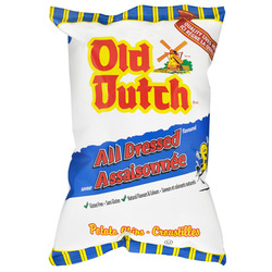 Old Dutch All Dressed Potato Chips