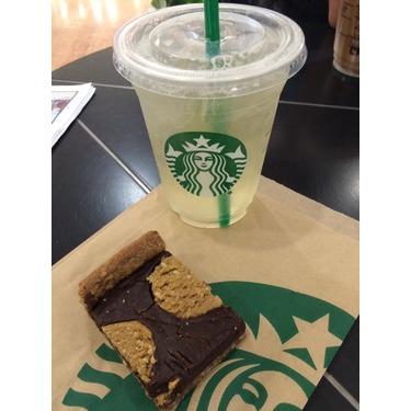 Starbucks Oat Fudge Bar