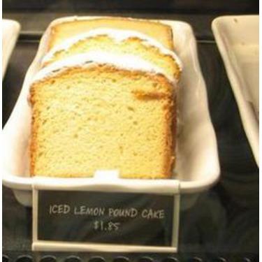 Starbucks Lemon Loaf Reviews In Fast Food Chickadvisor