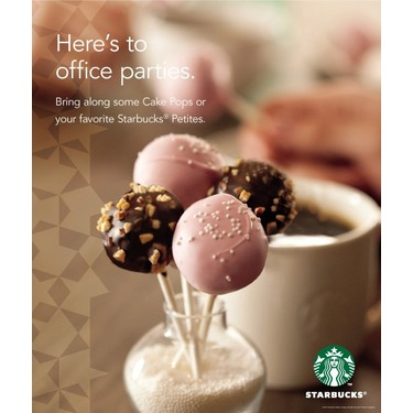 Awe Inspiring Starbucks Cake Pops Reviews In Fast Food Chickadvisor Funny Birthday Cards Online Alyptdamsfinfo