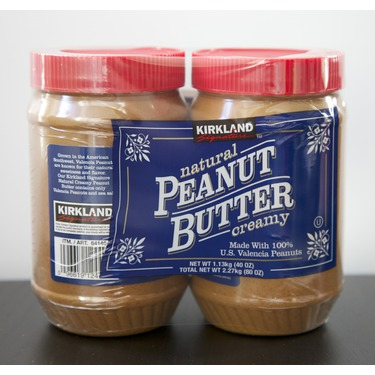 Kirkland All Natural Peanut Butter