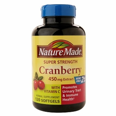 Nature Made Cranberry
