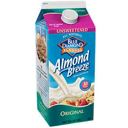 Blue Diamond Almond Breeze Almondmilk