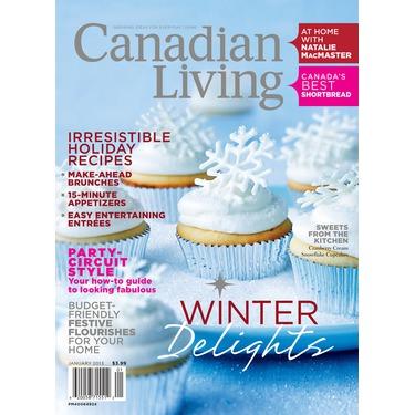 Canadian Living Magazine