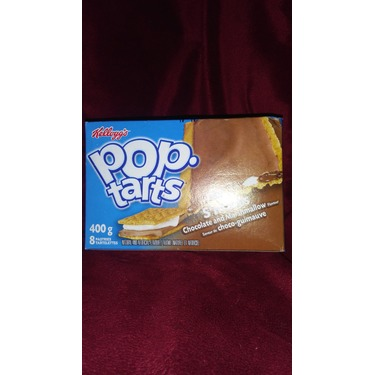Kellogg's Pop Tarts Frosted Strawberry