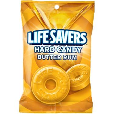 LifeSavers Hard Candy Butter Rum