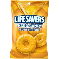 LifeSavers Hard Candy Butter Rum
