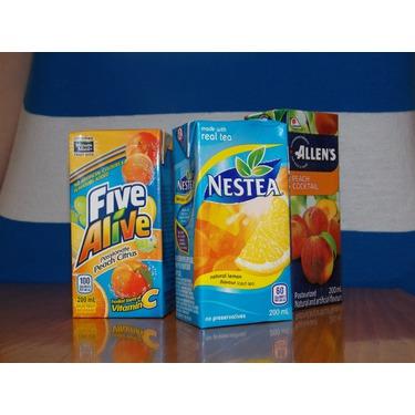 Nestea Juice Boxes