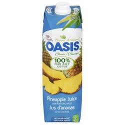 Oasis Pure Pineapple Juice