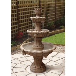 Angelo Décor International Garden Décor — Fountains