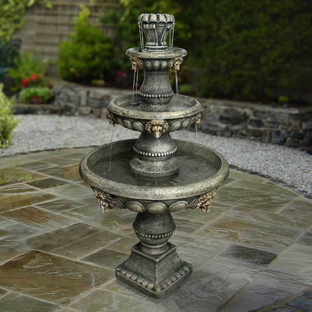 Angelo d cor international garden d cor fountains for Home decor international reviews