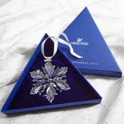 Swarovski Crystal Snowflake