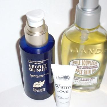 PHYTO Secret De Nuit Hair Treatment