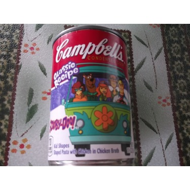 Campbell's Classic Recipe Soup-Scooby-Doo