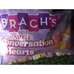 Brach's Valentine Conversation Hearts