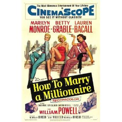 How to Marry A Millionnaire (1953)