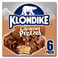 Klondike Caramel Pretzel