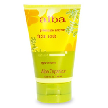 Alba Hawaiian Pineapple Enzyme Facial Scrub