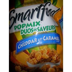 Smart Food Cheddar and Caramel