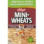 Kellogg's Mini-Wheat Brown Sugar