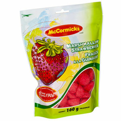 McCormicks Marshmallow Strawberries
