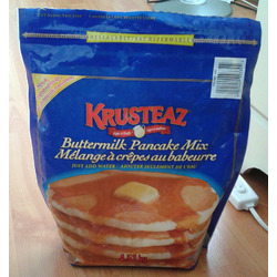 Krusteaz Light & Fluffy Buttermilk Pancake Mix