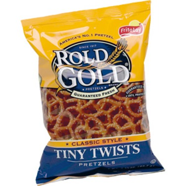 Rold Gold Classic Style Tiny Twists Pretzels