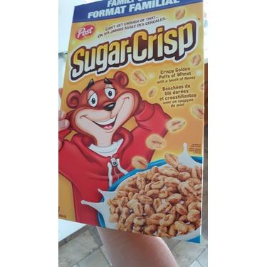 Post Sugar Crisp Cereal