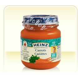 Heinz Beginner Carrots Puree